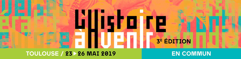 Festival l'histoire à venir