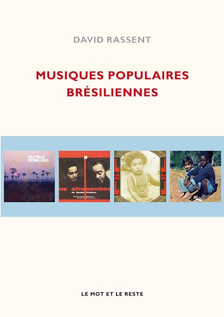 couverture de la Musqiue populaires brésiliennes