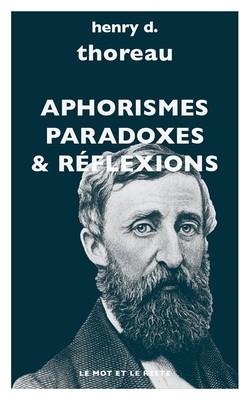 Aphorismes, paradoxes & réfléxions