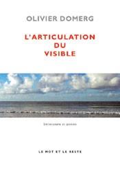 L'Articulation du visible