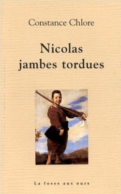 Nicolas jambes tordues