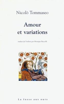 Amour et variations
