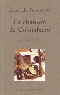 La chanson de Colombano