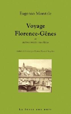 Voyage Florence-Gênes
